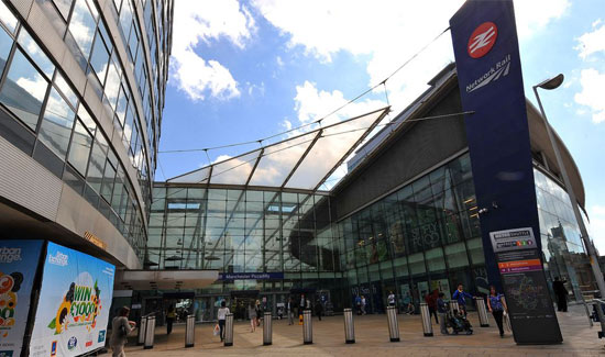 Manchester Piccadilly is the principal railway station in Manchester