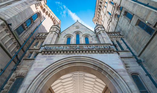 The University of Manchester is a public research university in Manchester, England